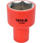 "Galvutė izoliuota 30 mm, 1/2"" VDE (YT-21050)"