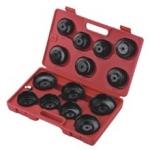 """Lėkštelės tepalo filtrui 15 vnt """"Stahlberg"""" (H2022105)"""