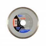 Deimantinis betono pjovimo diskas šlapiam pjovimui 125 mm Kraftdele (KD921)