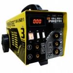 Kombinuotas suvirinimo aparatas - akumuliatorių įkroviklis su paleidimo funkcija PIROTEC, MMA 80-160A (OSA 262/1)