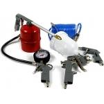 Kompresoriaus priedų rinkinys 5 dalių (KD410)
