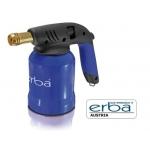 Lempa dujinė su pjezo uždegimu, metalinė 1200 °C (ERBA-15103)