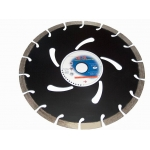 Deimantinis diskas 350x25.4x10mm SEG.(juodas) (M08738)