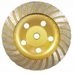 Diskas betono šlifavimui  125x5xM14 TURBO (M08788)