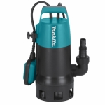 Elektrinis vandens siurblys nešvariam vandeniui Makita PF1010