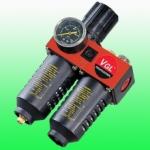 1/2'' Oro srauto reguliatorius su filtru ir tepaline (S-2000)