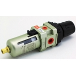 Oro srauto reguliatorius su  drėgmės filtru 3/8'', 200 l/min (AW3000-03)