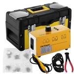 Plastiko remonto sistema/prietaisas | + 600 vnt. kniedžių (HS008)