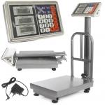 Platforminės svarstyklės iki 150kg (M90165)