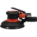 Pneumatinis poliruoklis / šlifuoklis su nusiurbimu 150mm (YT-09739)