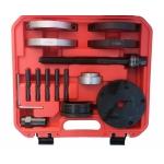 Presavimo įrankių komplektas išoriniam guoliui 85 mm VW T5 ir Touareg rato stebulei (SK1354-85)