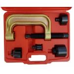 Įrankių rinkinys šarnyrų montavimui | pasaga (SK1403)