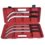 Lenktų raktų, skremulio įtempiklių rinkinys - 13, 15, 16, 17, 19mm (SK1764)