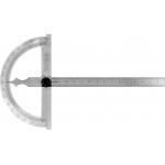 Kampo matuoklis / matlankis su liniuote   150x120 mm (YT-72140)