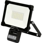 Šviesos diodų lempa / prožektorius   su judesio davikliu   SMD LED 30W 3000LM (YT-81828)