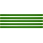 Karštų klijų lazdelių rinkinys 11,2x200mm 5vnt. žalios (YT-82436)