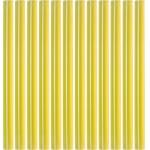 Karštų klijų lazdelės | geltonos | 7,2X100 mm | 12 vnt. (YT-82445)