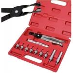 Vožtuvų gumyčių (riebokšlių) nuėmimo/uždėjimo įrankių rinkinys (SK024)