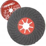 Šlifavimo diskas CP Fibre Flex 125x22mm P100 (M08323)
