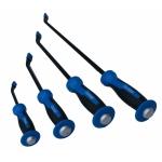 Montiruočių rinkinys metaliniais galais 4 vnt. 210-625 mm (SK1499)