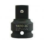 "Smūginis adapteris 3/4""(F) x 1""(M), ""Yato"" (YT-1168)"