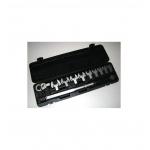 Dinamometrinių raktų rinkinys 12d. 1/2` fiksuojamas 40 Nm 210 Nm L-575mm (64705-F)