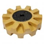 Diskinis trintukas 105mm pneum. šlifuokliui tiesiniam CB301N (PCB301N100)