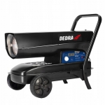 Dyzelinis šildytuvas 40 KW DEDRA DED9954A