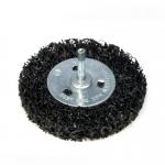Diskas su abrazyvine medžiaga su strypu 100mm (F60-100)