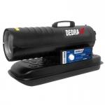 Dyzelinis šildytuvas 20 kW su termostatu Dedra DED9950A