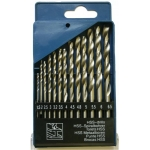 Grąžtų metalui rinkinys DIN338 13vnt. (1.5-6.5mm) H13012