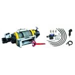 Hidraulinė gervė su nuotolinio valdymo sist. 22500Lbs/10215kg (CHWPRO22500R)