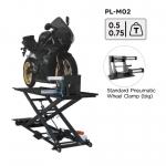 Hidraulinis keltuvas motociklui 0.5t (PLM02)