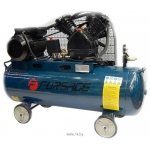 Oro kompresorius 2 cilindrų, 70L, 220v, 2.2kw, 311L/min, 1020rpm, 10bar (TB265-70)