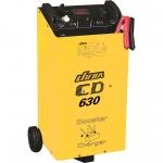 Įkroviklis - paleidėjas akumuliatoriui 12/24V 600A 800Ah (CD630)