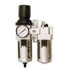 "Oro srauto reguliatorius 1/2"" su filtru ir tepaline (AC401004)"
