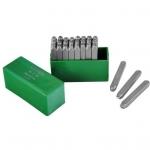 Raidžių žymeklių komplektas 3 mm, 26vnt. (CL800103)