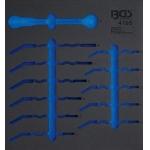 Įrankių dėklas 2/3 | tuščias | skirtas BGS 4195 (4195-1)