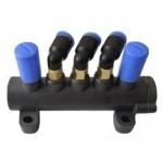 Ratų montavimo staklių complete 5-way valve [l-union]. Atsarginė dalis (PL5WVLUNI)