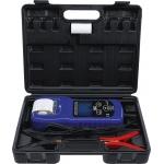 Skaitmeninis akumuliatorių testeris ir įkroviklio sistemos testeris su spausdintuvu (2133)