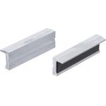 Spaustuvų lūpų apsaugos | Aliuminės | 125 mm | 2 vnt. (6797)