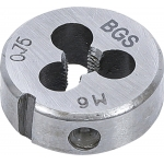 Sriegpjovė | M6 x 0.75 x 25 mm (M6X0.75-S)