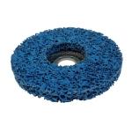 Šlifavimo diskas su abrazyvine medžiaga | mėlynas | Zirconium | 125x22.2 mm (DW125)
